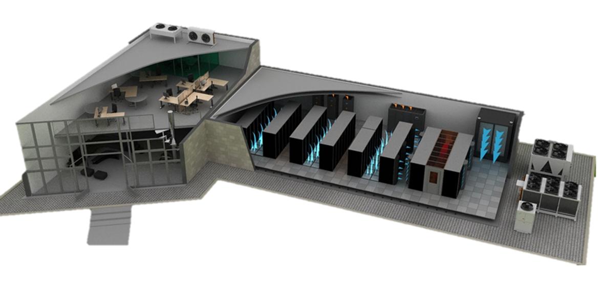 Data Center Cooling Design