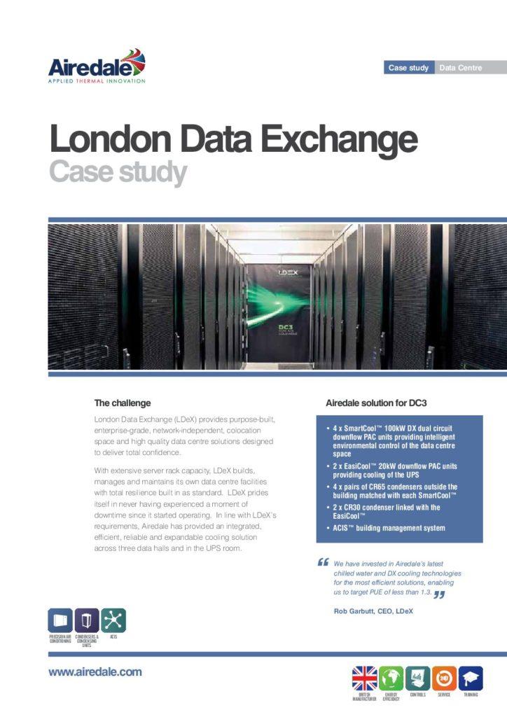 London Data Exchange case study