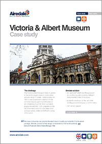 Victoria & Albert Museum case study