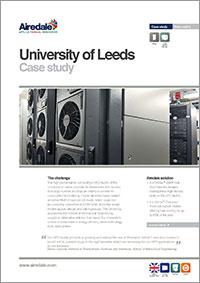 University of Leeds case study