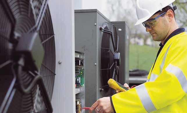 HVAC & EC Fan Energy Saving Upgrades