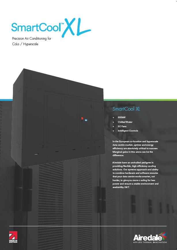 SmartCool XL Sales Leaflet