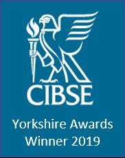 CIBSE Yorkshire Award winner